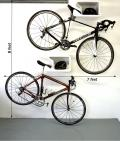 SHELFIE - home is where you hang your bike. by Juergen Beneke — Kickstarter