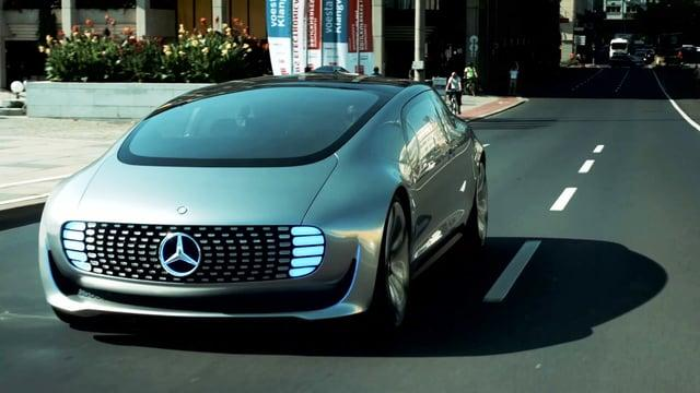 A Robot Car That Does The Driving For You